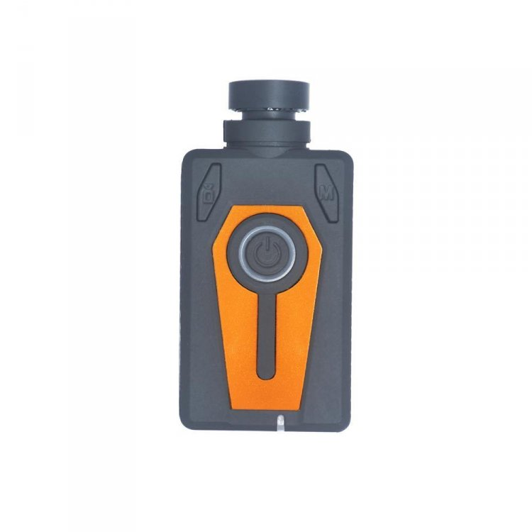 Mobius Maxi Camera with Lens B (150 degrees) Orange - Click Image to Close