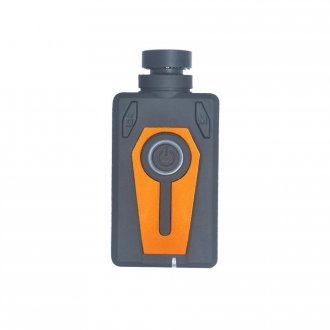 Mobius Maxi Camera with Lens B (150 degrees) Orange