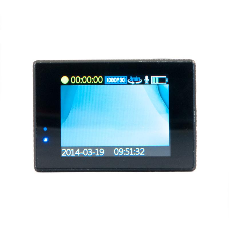 SJCAM SJ5000 [SJ5000STDPACK]  €124.95 : MobiusCam.com, Official