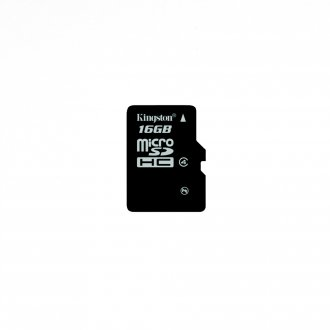 Kingston 16GB Class 4 MicroSDHC kaart