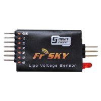 FrSky LiPo Voltage Sensor met Smart Port